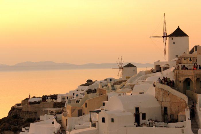 希腊背包游