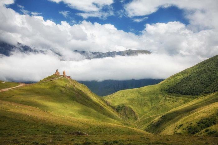高加索格鲁吉亚之旅