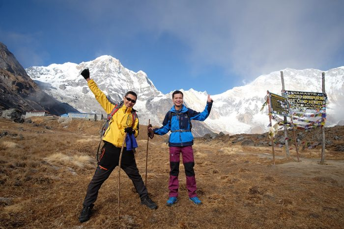 Nepal Annapurna Base Camp Trek