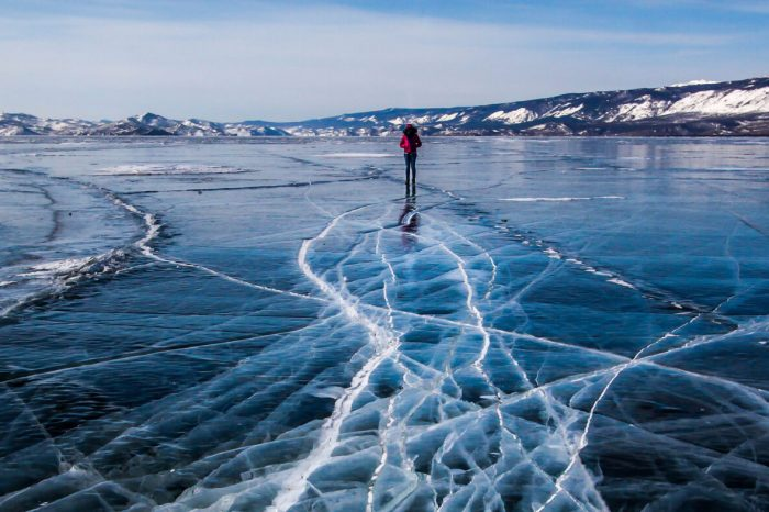 Frozen Lake Baikal (CNY)