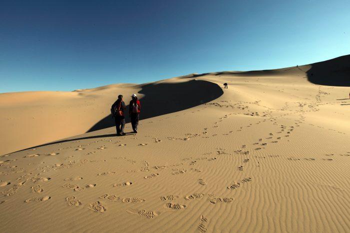 蒙古戈壁之旅
