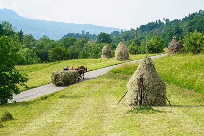 中世纪风情罗马尼亚