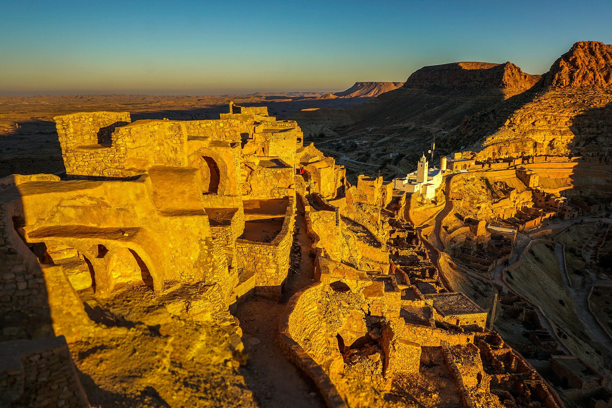 突尼斯旅游_北非突尼斯:撒哈拉的玫瑰 – LevArt Travel