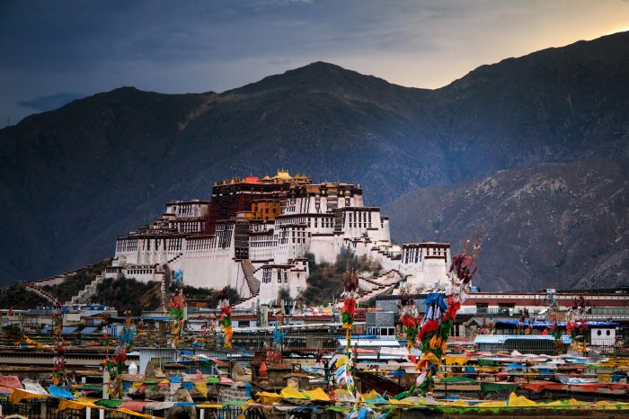 Mystic Tibet (School Holiday)