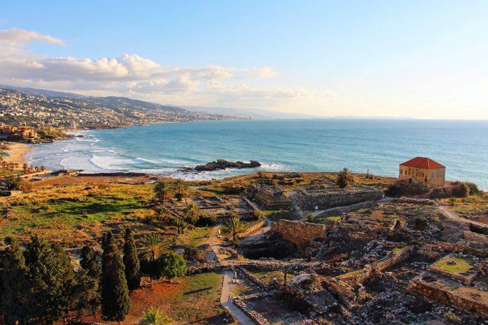 Lebanon: Melancholic Beauty
