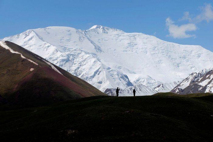 吉尔吉斯斯坦:帕米尔阿莱健行