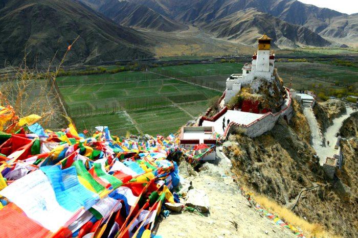 西藏山南8日游(学校假期)