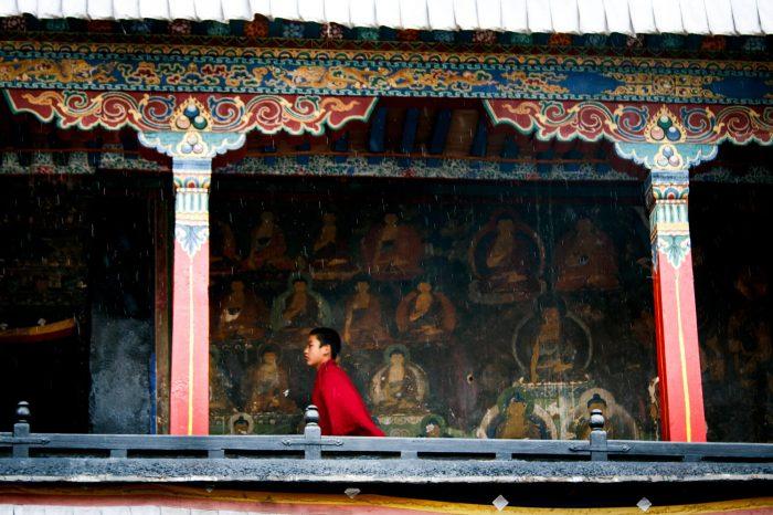经典西藏13日游(兰州进成都出)