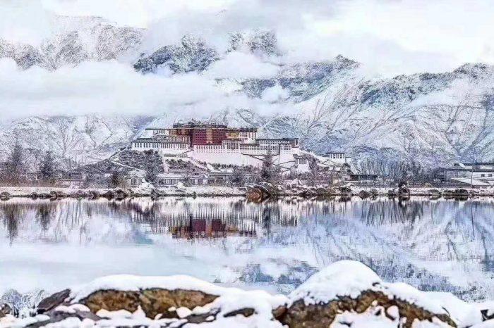 冬季西藏林芝拉萨10日游