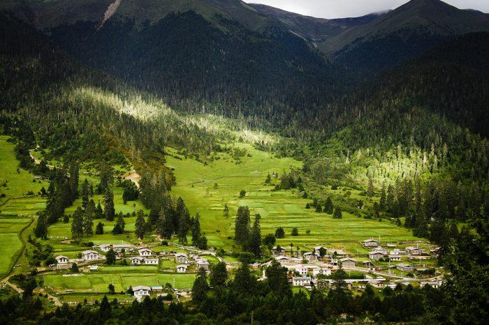 夏季西藏林芝拉萨13日游